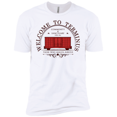 Welcome to Terminus Boys Premium T-Shirt