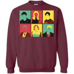 Slayer pop Crewneck Sweatshirt
