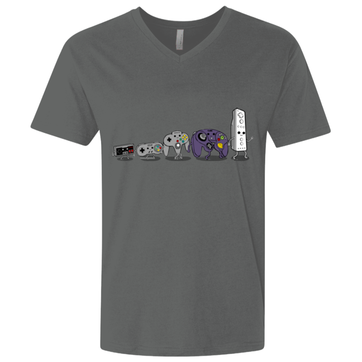 Evolution controller NES Men's Premium V-Neck