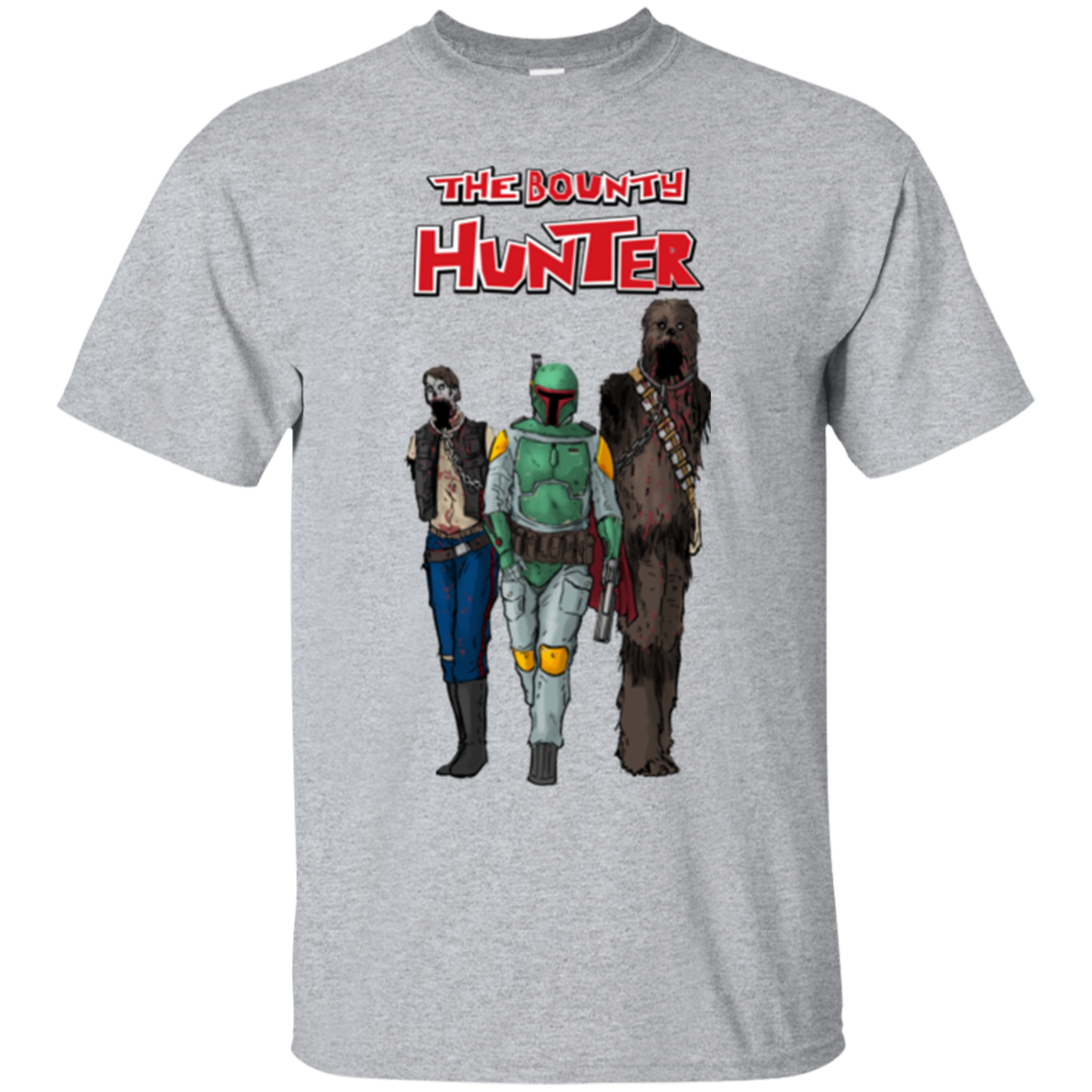 The Walking Bounty Hunter T-Shirt