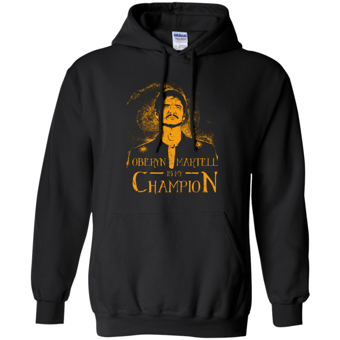 Oberyn is my Champion Pullover Hoodie