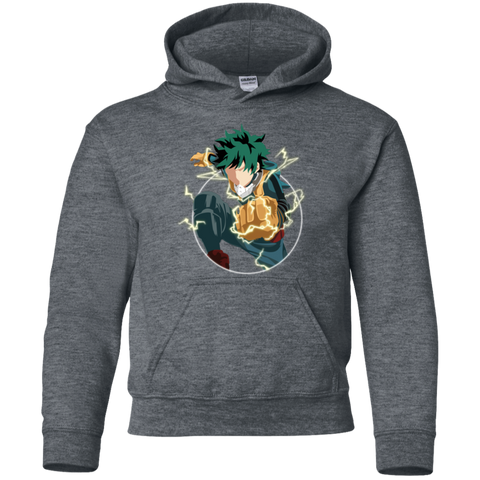 Plus Ultra Youth Hoodie