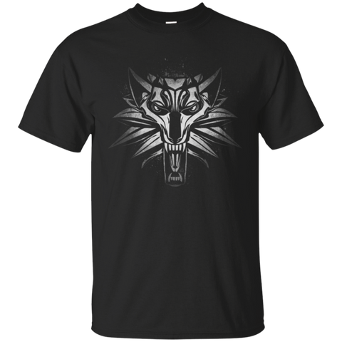 Graffiti White Wolf T-Shirt