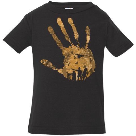 The Dead walk! Infant Premium T-Shirt