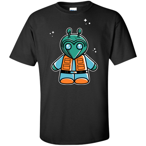 Greedo Cute Tall T-Shirt
