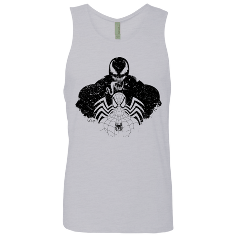 Dark Spider Shadow Men's Premium Tank Top
