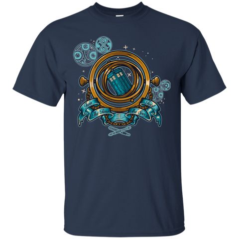 TURN THE TIME TWIST THE SPACE T-Shirt