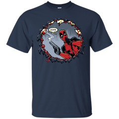 Deadpool 007 T-Shirt