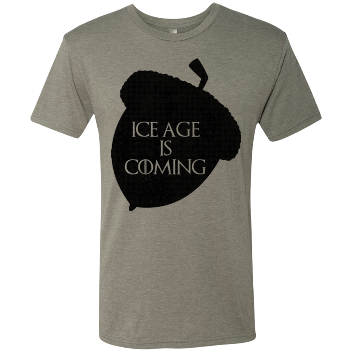 Ice coming Men's Triblend T-Shirt