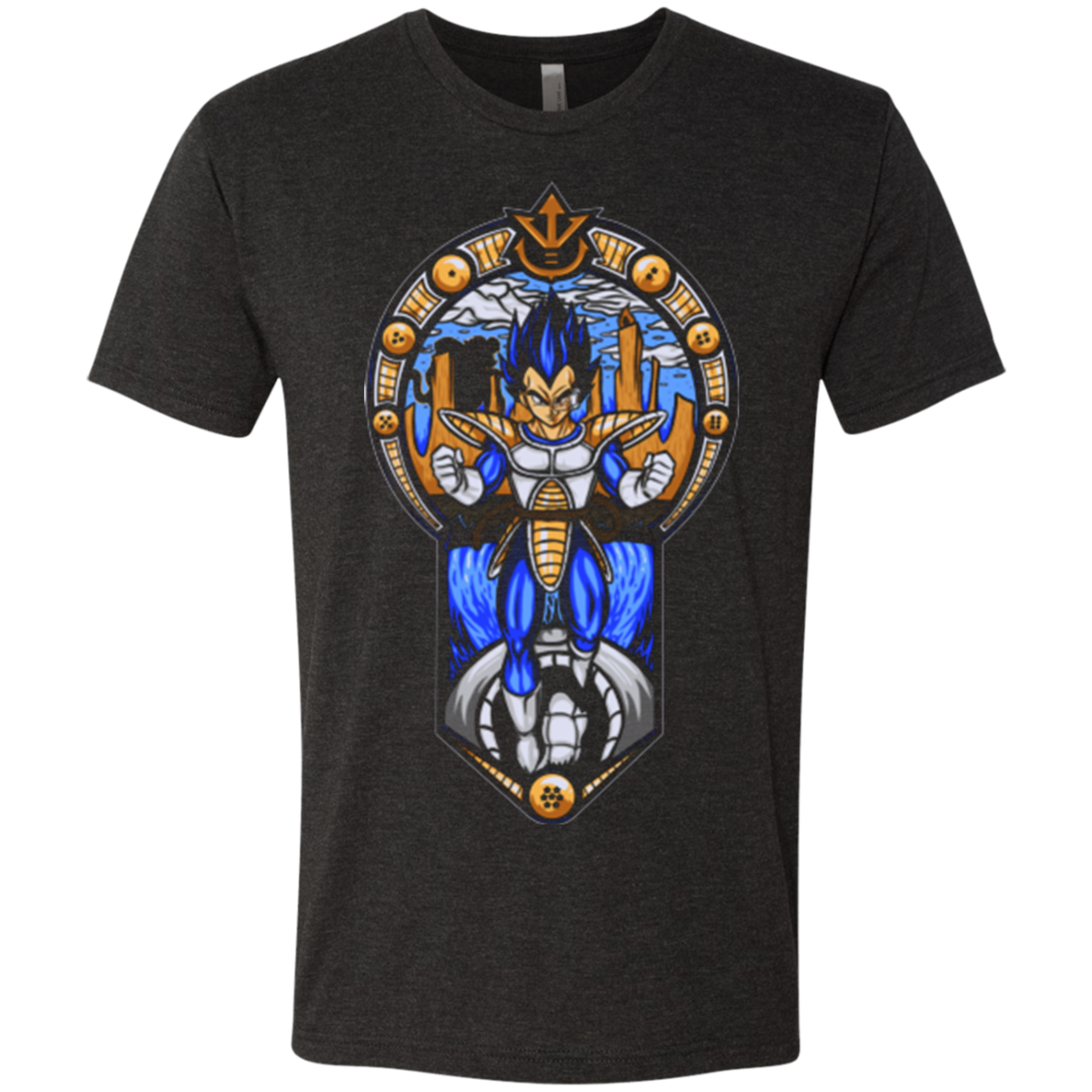 Prince of Saiyans Men's Triblend T-Shirt