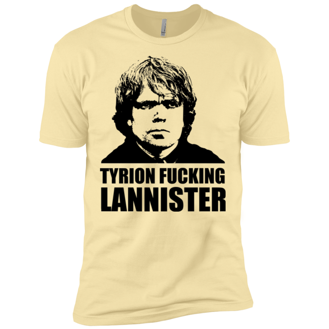 42c5bf40 Tyrion fucking Lannister Men's Premium T-Shirt – Pop Up Tee
