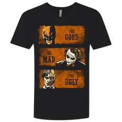The Good the Mad and the Ugly2 Men's Premium V-Neck