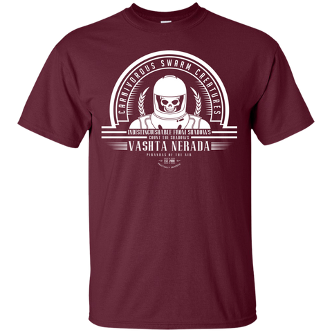 Who Villains Vashta Nerada T-Shirt