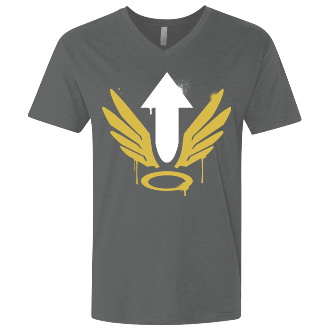 Mercy Arrow Men's Premium V-Neck