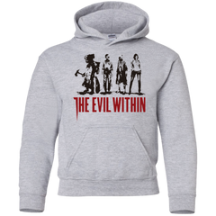 The Evil Within Youth Hoodie