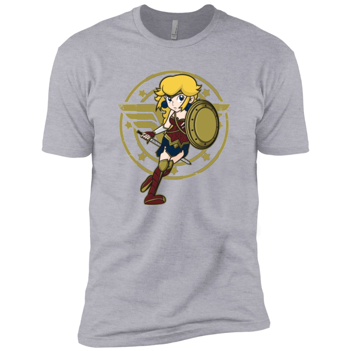 Wonder Peach Boys Premium T-Shirt