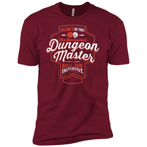 Dungeon Master Men's Premium T-Shirt
