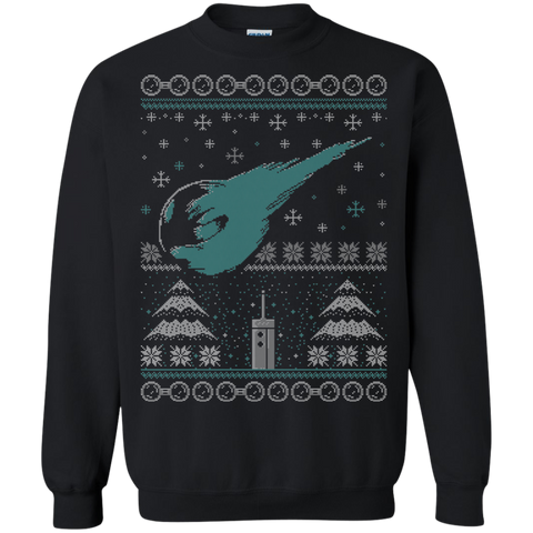 Ugly Fantasy Sweater Crewneck Sweatshirt