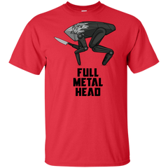 Full Metal Head Tall T-Shirt