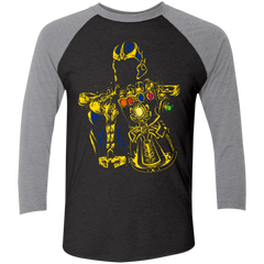 The Mad Titan Men's Triblend 3/4 Sleeve