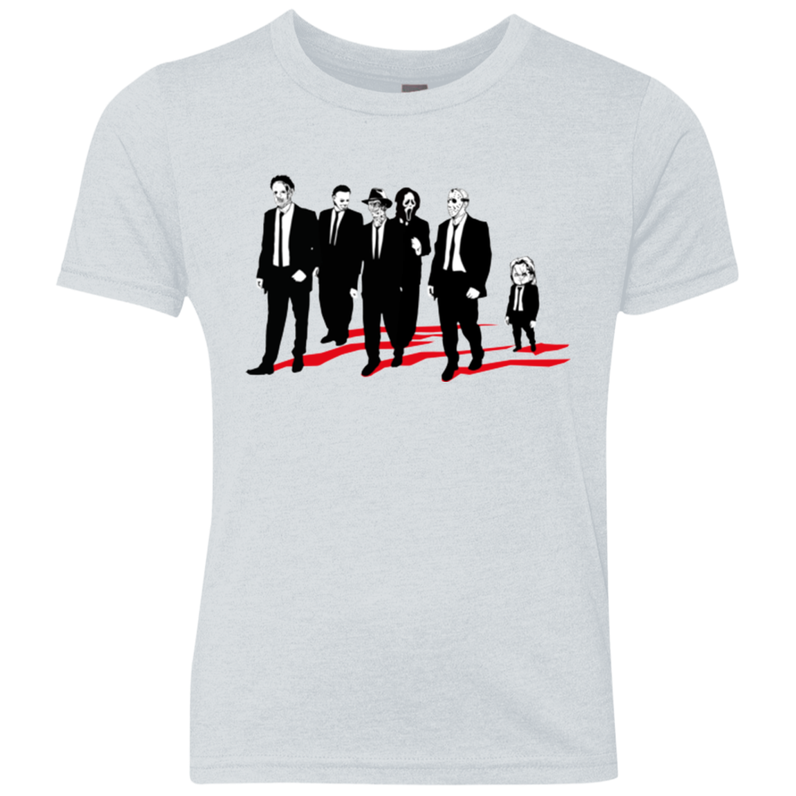 Reservoir Killers Youth Triblend T-Shirt
