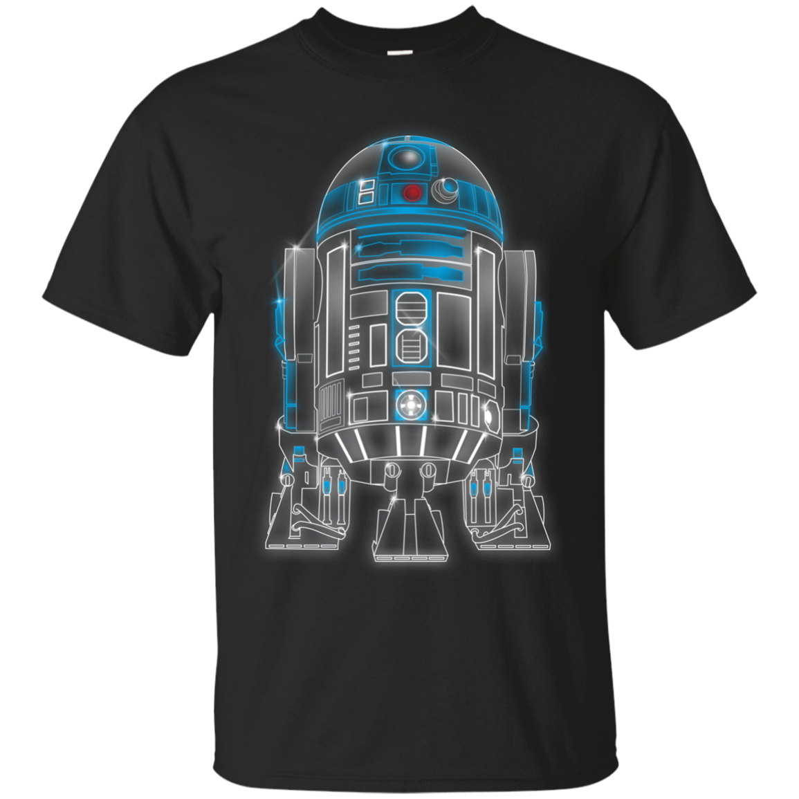 Neon Droid T-Shirt