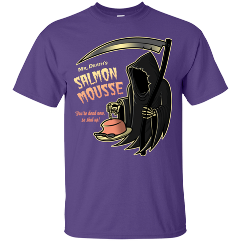 The Salmon Mousse T-Shirt