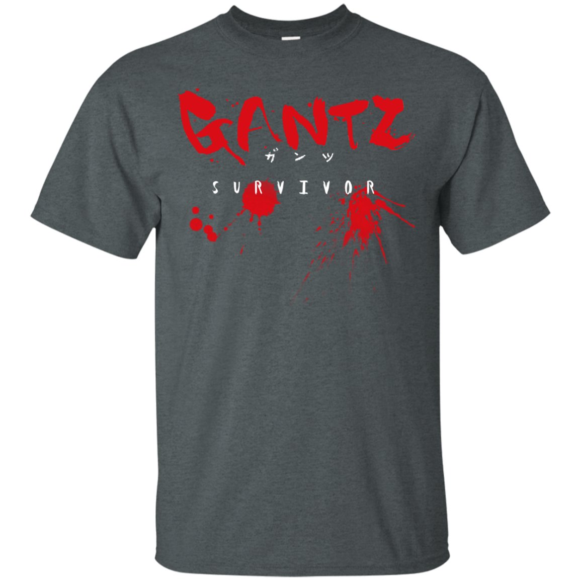 Gantz Survivor T-Shirt