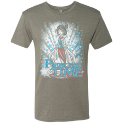 Princess Time Mulan Men's Triblend T-Shirt