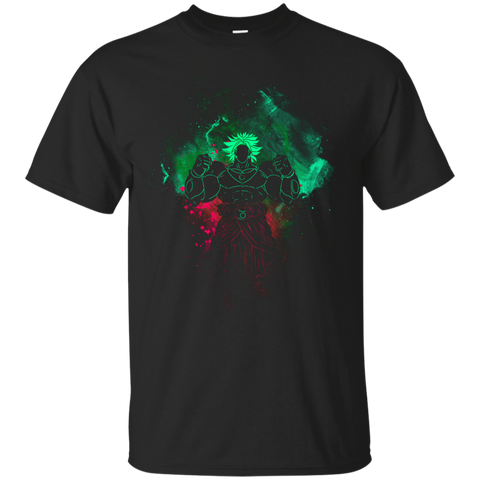Broly Art T-Shirt
