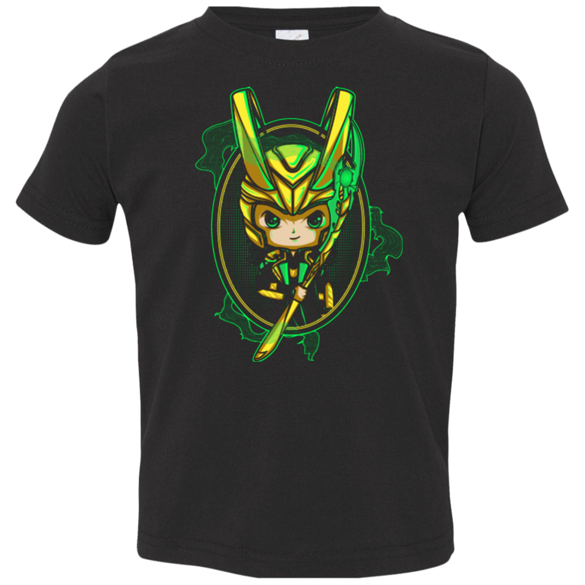 Loki Portrait Toddler Premium T-Shirt