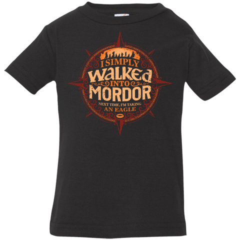 Walked Mordor Infant Premium T-Shirt