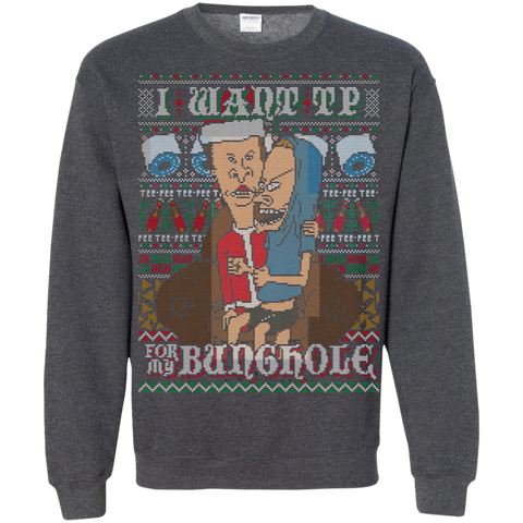 TP FOR XMAS Crewneck Sweatshirt