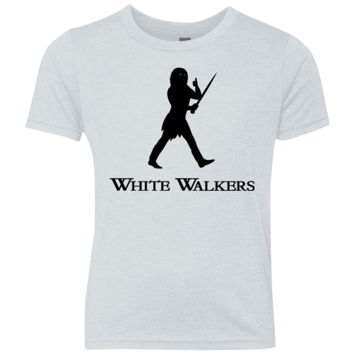 White walkers Youth Triblend T-Shirt