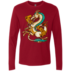 SPIRITED CREST Men's Premium Long Sleeve