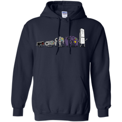 Evolution controller NES Pullover Hoodie