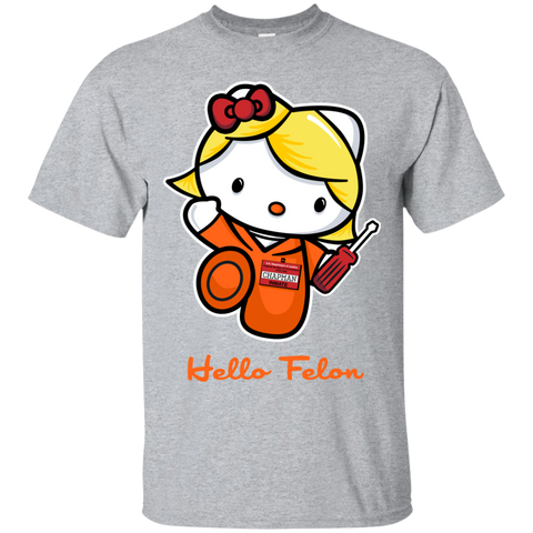 Orange is the New Cat T-Shirt