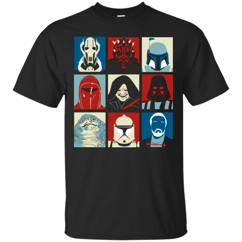 Villain Wars Pop T-Shirt