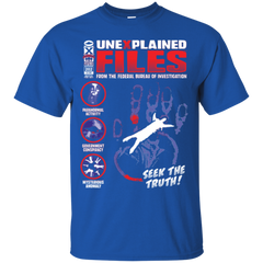 Unexplained Files T-Shirt