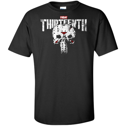 Punish The Campers Tall T-Shirt