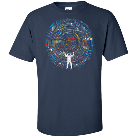 Space DJ Tall T-Shirt