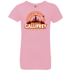 Majestic Gallifrey Girls Premium T-Shirt