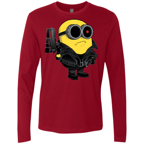 Terminion Men's Premium Long Sleeve