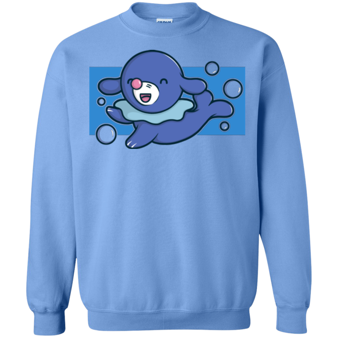 Super Cute Starter Popplio Crewneck Sweatshirt