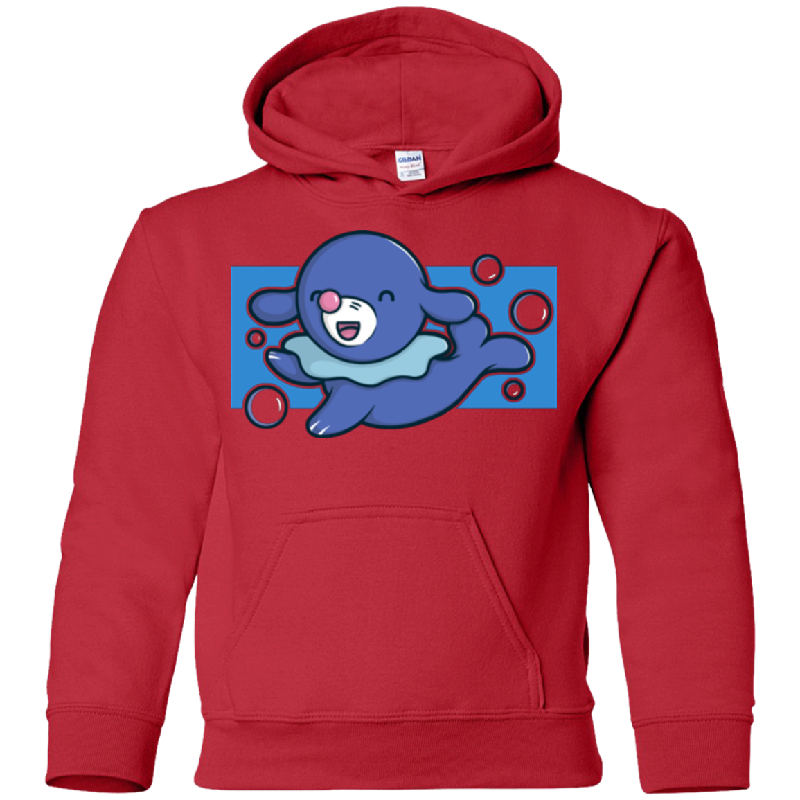 Super Cute Starter Popplio Youth Hoodie