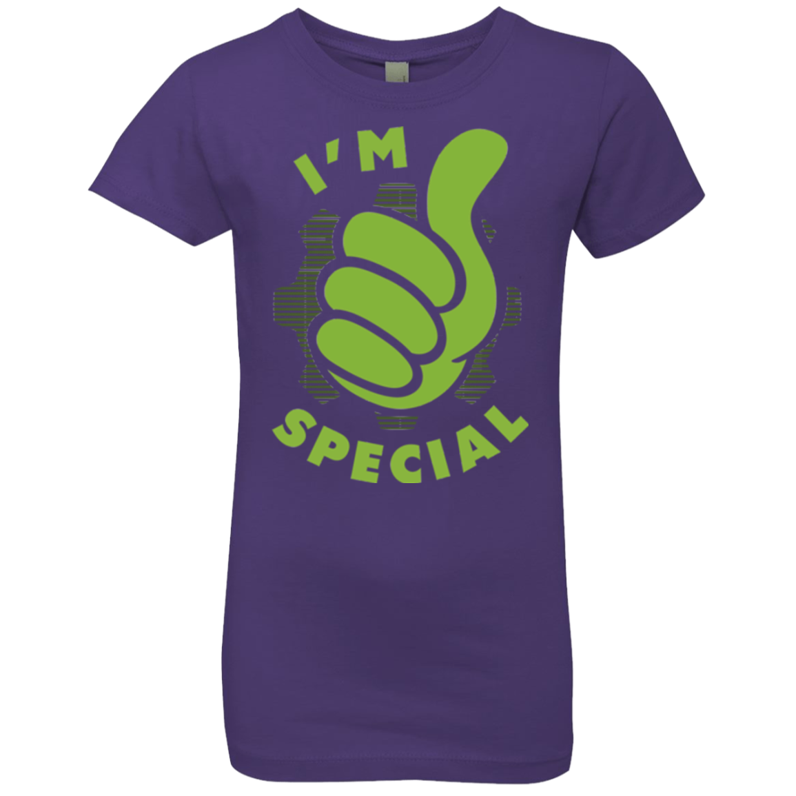 Special Dweller Girls Premium T-Shirt