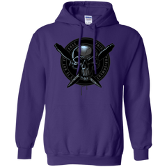 Pale Rider Pullover Hoodie