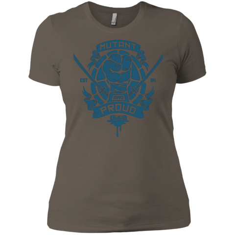 Mutant and Proud Leo Women's Premium T-Shirt