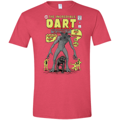 The Incredible Dart Men's Semi-Fitted Softstyle