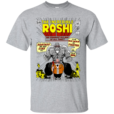 The Incredible Roshi T-Shirt
